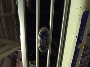 Ford air conditioner fault