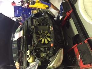 Radiator repairs to Viana