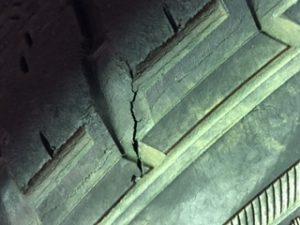 tyre-cracks